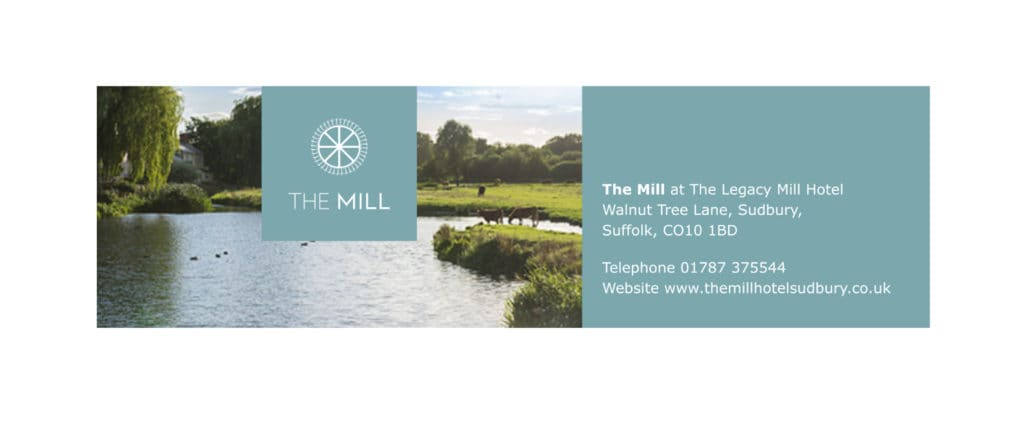 The Mill Flyer