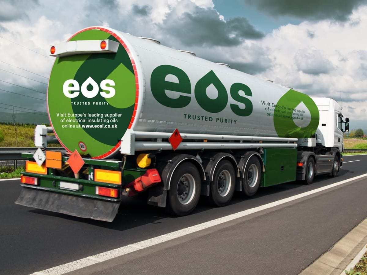 Brand Identity - Electrical Oil Services (EOS)