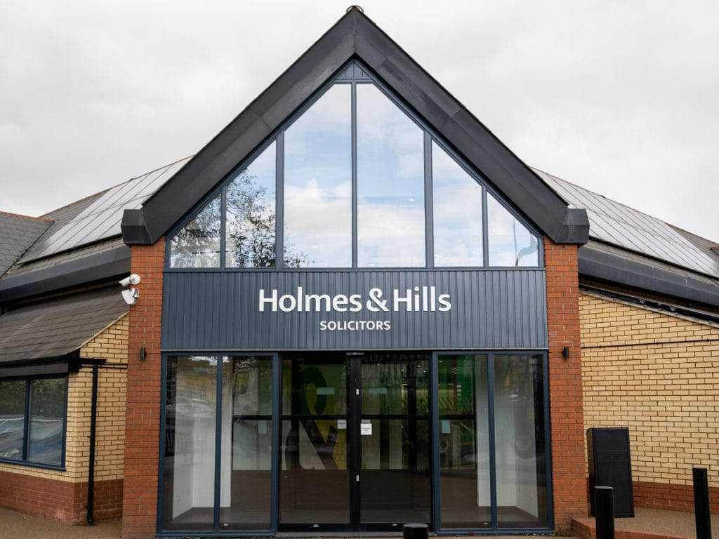 Holmes & Hills Marks Tey Office